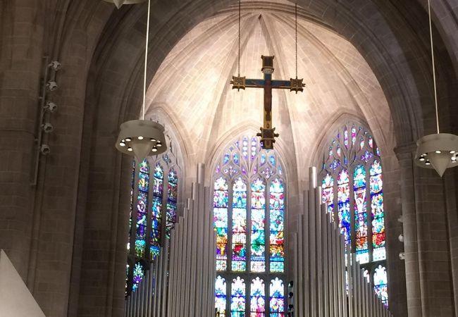 モ-ストブレスドサクラメント大聖堂