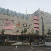 大垣駅直結