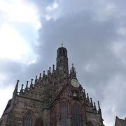 中央広場東側の教会