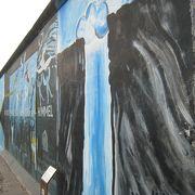 ベルリンの壁がアートになったイーストサイドギャラリー