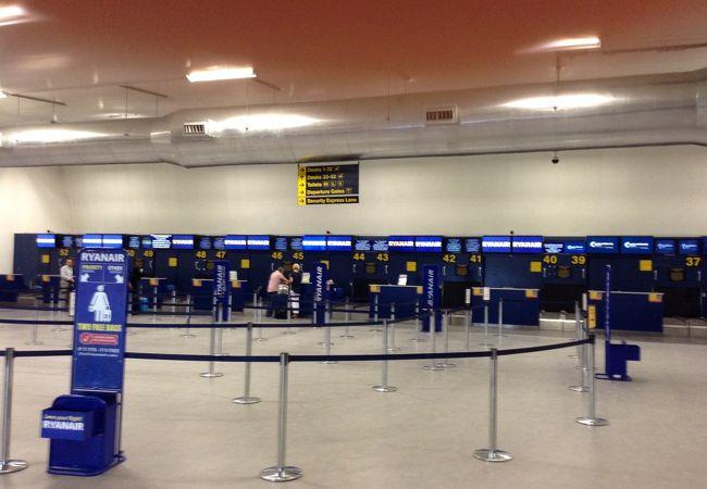 イーストミッドランド空港 (EMA)