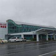 グルメイベントのついてにちょっとした空港見学!
