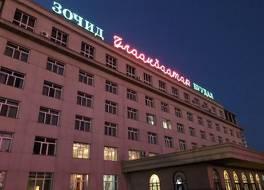 ウランバートル ホテル