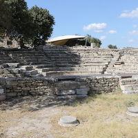 トロイの古代遺跡