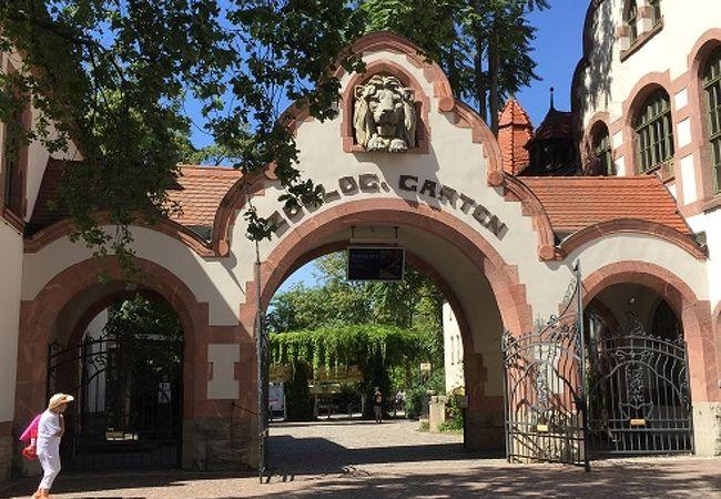 ライプチッヒ動物園