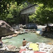 新穂高温泉:新穂高の湯