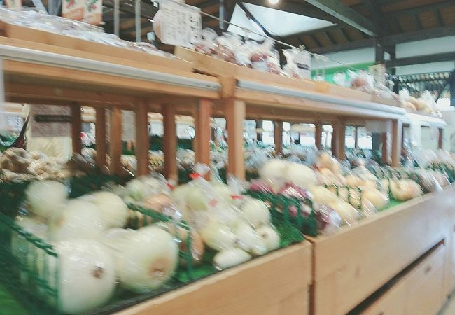 農産物直売所市 ござらっせ