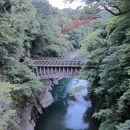 八ツ沢発電所 一号水路橋