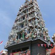 国内最古のヒンドゥー教寺院