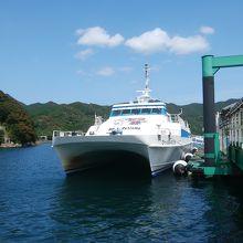 鯛ノ浦~長崎航路 (五島産業汽船)