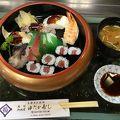 ランチで行きました、一番人気の並寿司にしました。