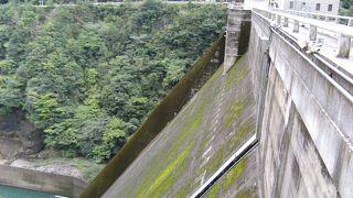 宮川ダム湖