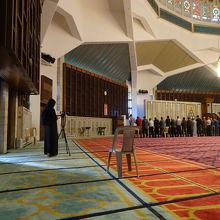 キング アブドゥッラー モスク