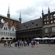 北ドイツ観光の拠点に