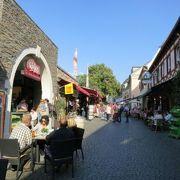 2016年9月 Ober Str.オーバー通り Rudesheim am Rhein リューデスハイム アム ライン 心の安らぎ旅行♪