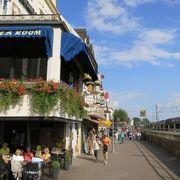 2016年9月 Rhein Str.ライン通り Rudesheim am Rhein リューデスハイム アム ライン 心の安らぎ旅行♪