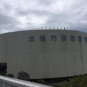 鳴門大橋の展示