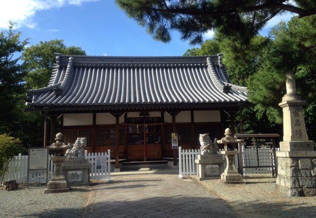 久々知須佐男神社