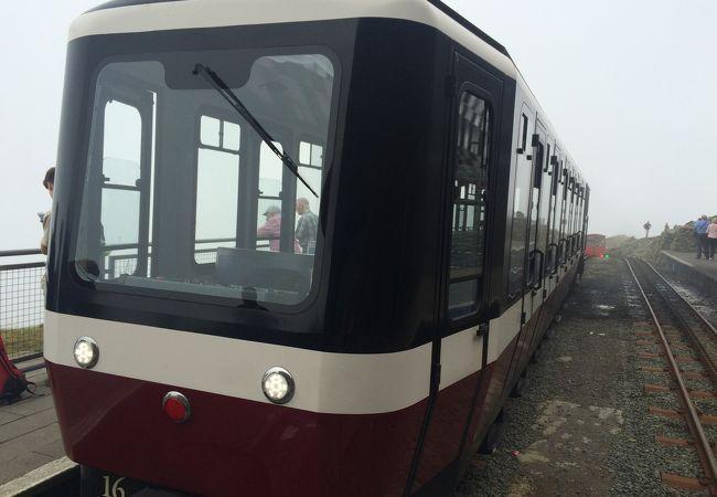 スノードン登山鉄道