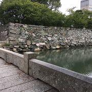 石垣から想像するにかなり立派なお城