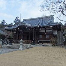 能仁寺本堂