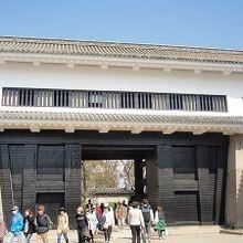 大阪城多門櫓