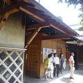 写真:国登録有形文化財旧玉置家住宅