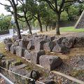 熊本地震から復興中の熊本城を見ました