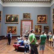 美術館、古都には必須