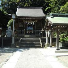 金沢八景の神社