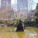 日比谷公園 心字池