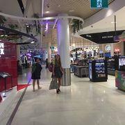 シドニー空港はアクセス抜群