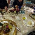 美味しいものを食べる年の瀬のエクシブ伊豆2泊 南欧料理 ラペールの夕食