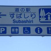 道の駅 すばしりは、須走口登山道、高速道路、一般国道の交点に位置する要衝です。