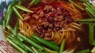 麺と丼のリーズナブルな中華ランチ