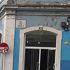 サン ペドロ デ アルカンタラ展望台に続く生活道路