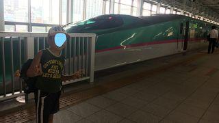 東京から東北へ