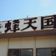 蕎麦屋のついでに見学しました