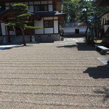 禅宗のお寺です