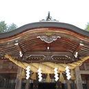 白山比咩神社 幣拝殿