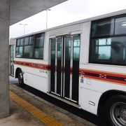 ノンストップの路線バス