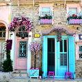 ヨーロッパの小さなリゾート地という可愛い雰囲気で穴場的な街♪