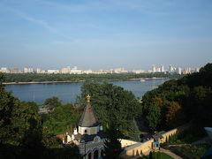 キエフ 聖ソフィア大聖堂と関連する修道院建築物群 キエフ ペチェールスカヤ大修道院