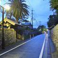 写真:福江武家屋敷通り