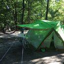南アルプス 三景園オートキャンプ場