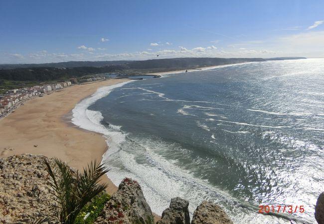 美しいビーチです