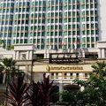 趣のあるホテルです。