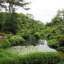 本間美術館庭園(鶴舞園)