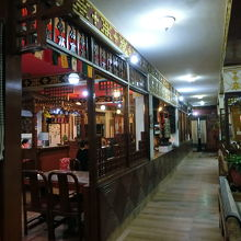 ウッツェ レストラン