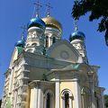 ガイドブックでは「パクロフスキー教会」と表記されていました